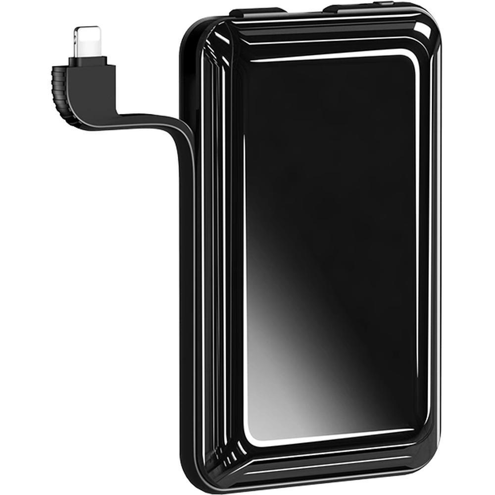 Фото - Внешний аккумулятор Usams US-CD107 8000mAh черный внешний аккумулятор usams us cd123 5000mah черный