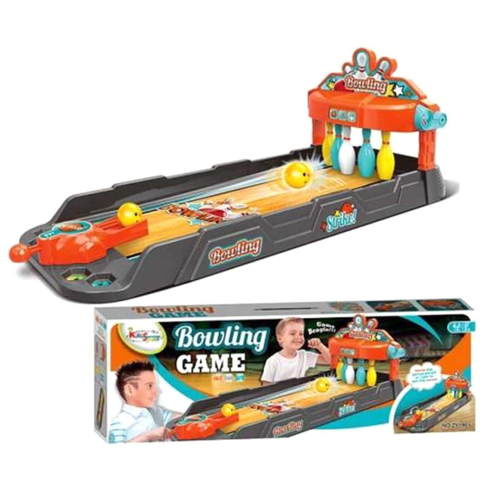 Игра настольная Junfa Toys Боулинг ZY1905 junfa toys настольная магнитная игра 6 в 1 junfra