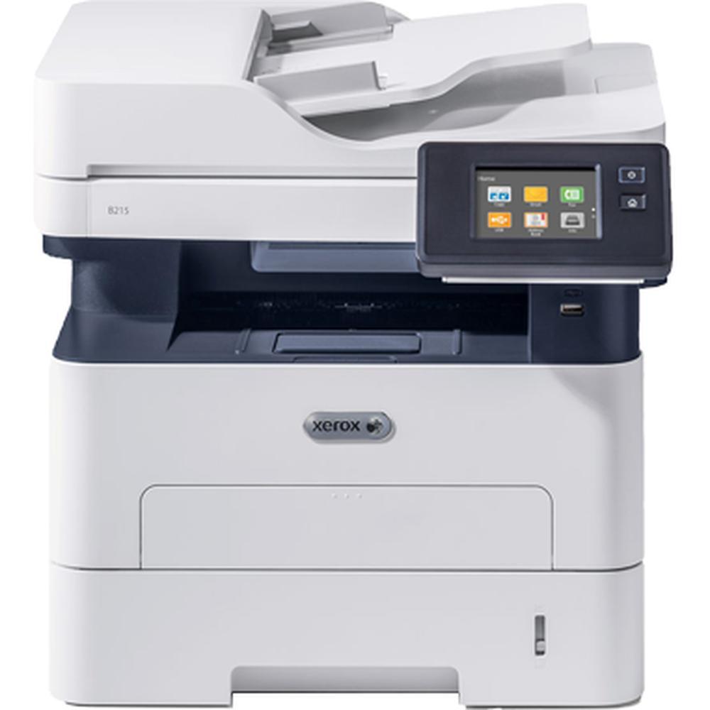 Фото - МФУ Xerox B215 ч/б А4 30ppm с дуплексом, автоподатчиком, LAN Wi-Fi мфу brother dcp l3550cdw цветное а4 18ppm с дуплексом автоподатчиком lan wifi