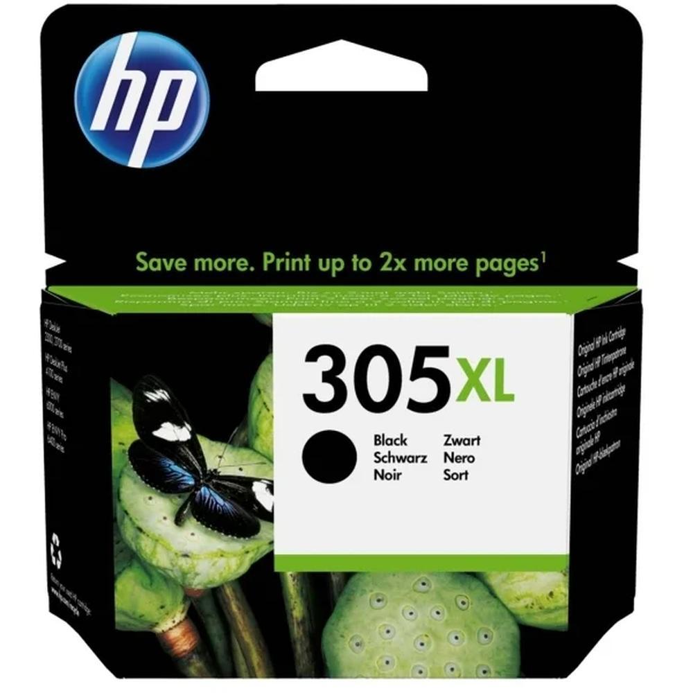 Фото - Картридж HP 3YM62AE №305XL Black для HP DJ 2320/271 (240стр) картридж hp f6v17ae 123 black для dj 2130