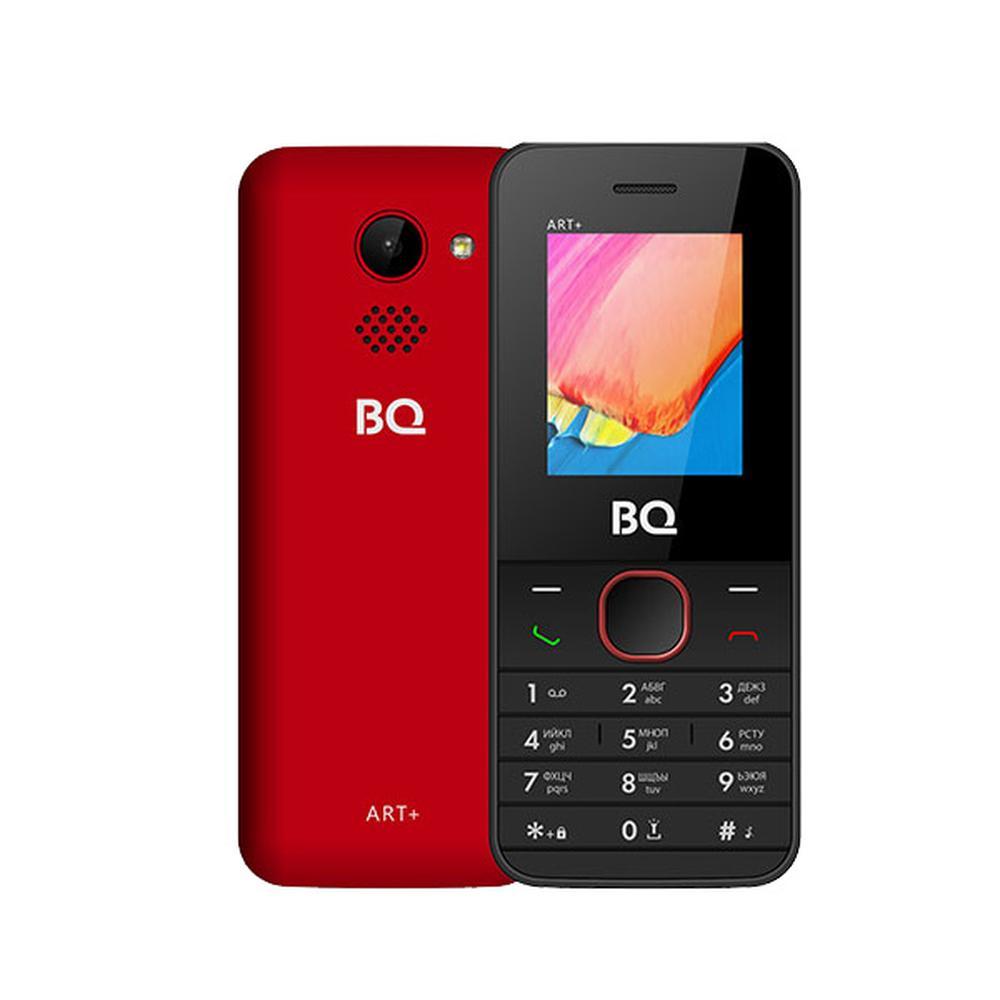 Мобильный телефон BQ Mobile BQ-1806 ART+ Red мобильный телефон bq mobile bq 1806 art red