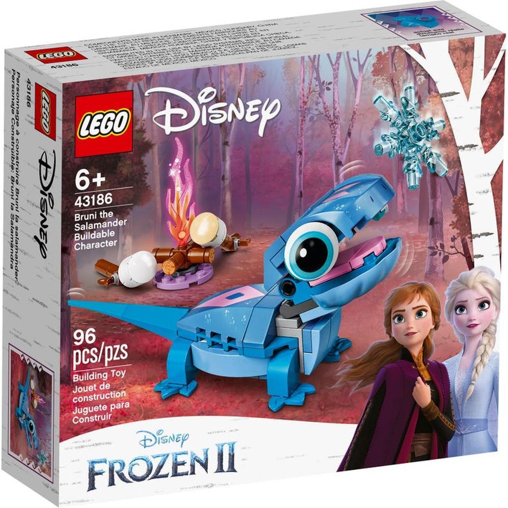 LEGO Disney Princess Саламандра Бруни 43186