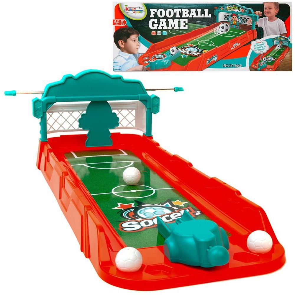 Игра настольная Junfa Toys Футбол ZY1904 junfa toys настольная магнитная игра 6 в 1 junfra