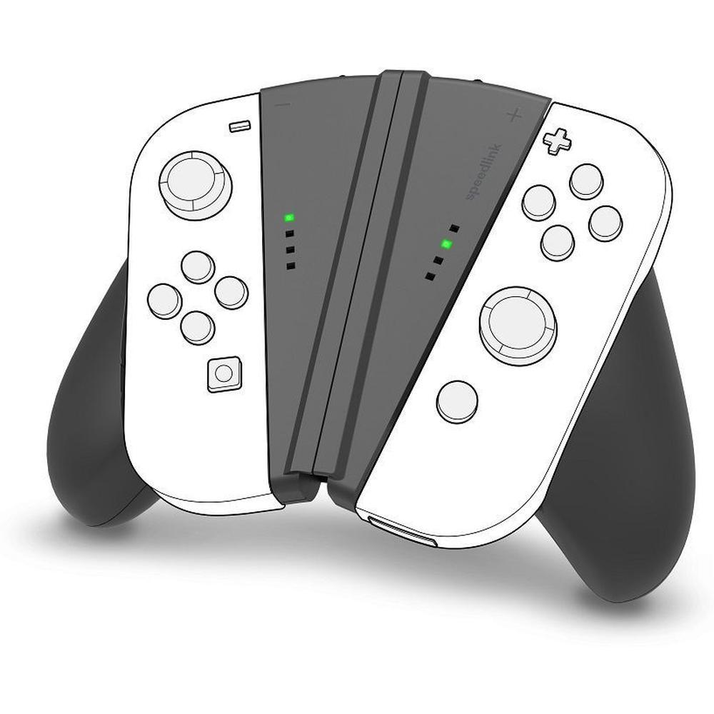 Крепление для контроллера Joy-Con Speedlink консоли Nintendo Switch