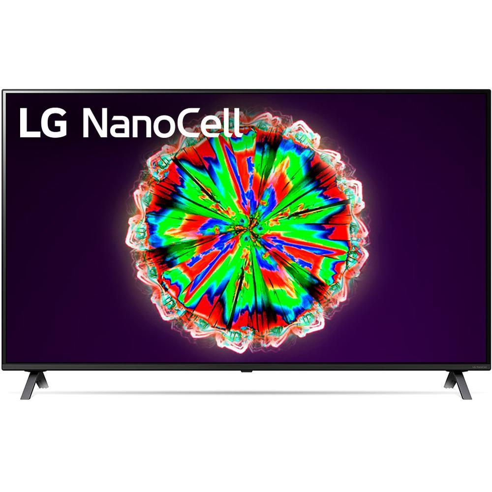 Фото - Телевизор 55 LG 55NANO806 (4K UHD 3840x2160, Smart TV) черный футболка united colors of benetton united colors of benetton un012egabwc7