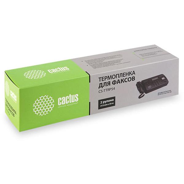 Термопленка CACTUS Термопленка для факсов Panasonic KXF-A54