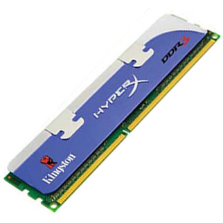 Модуль памяти DIMM 2Gb DDR3 PC14400 1800MHz Kingston HyperX (KHX1800C9D3/2G)