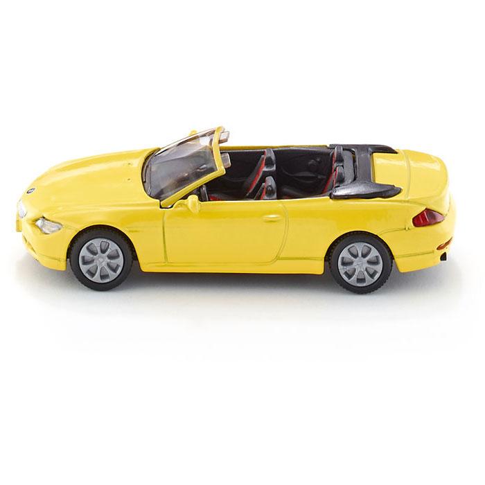 Siku модель машины BMW 645i кабриолет 1007 siku модель машины bmw 645i кабриолет 1007