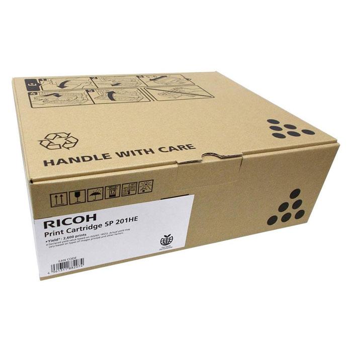 Картридж Ricoh SP 201HE для SP211SU/SP213SFNw/SP220Nw/SP220SNw/SP220SFNw (2600стр)