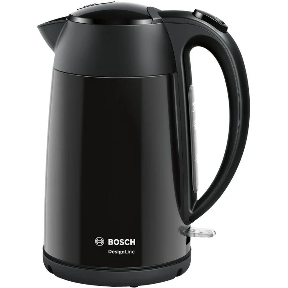 Фото - Электрочайник Bosch TWK 3P423 чайник bosch twk 3p423 1 7l