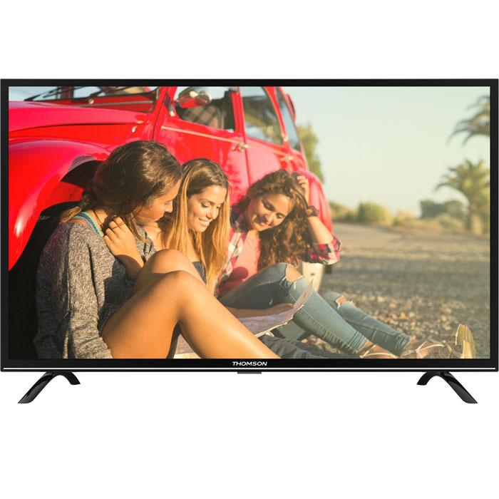 Фото - Телевизор 43 Thomson T43FSE1170 (FullHD 1920x1080) черный телевизор thomson t24rte1020