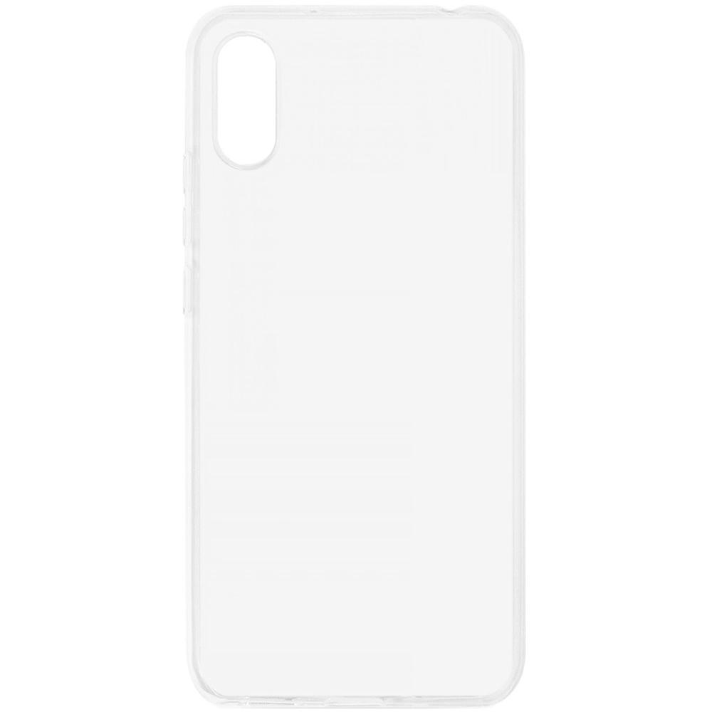 Чехол для Xiaomi Redmi 9A Zibelino Ultra Thin Case прозрачный