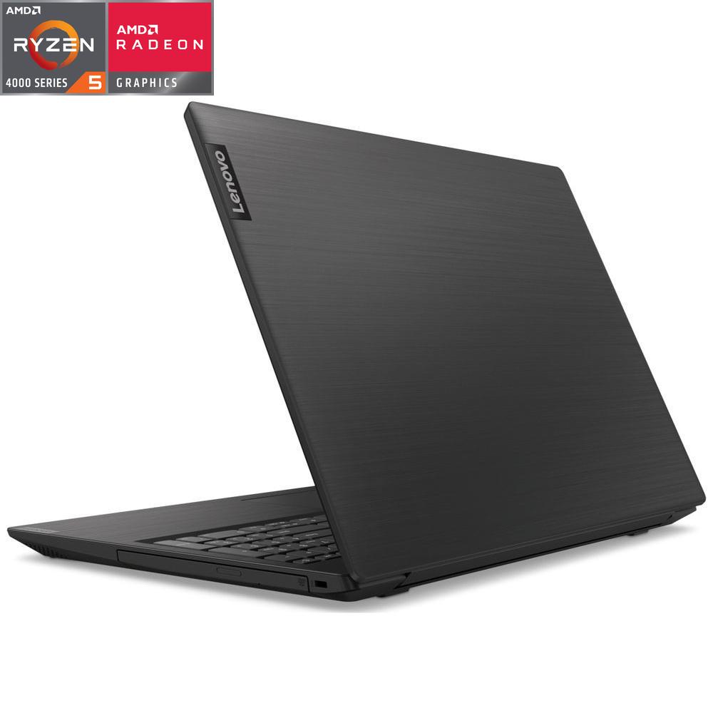 Фото - Ноутбук Lenovo IdeaPad L340-15API AMD Ryzen 5 3500U/4Gb/256Gb SSD/AMD Vega 8/15.6 FullHD/DOS Black ноутбук lenovo ideapad l340 15api amd ryzen 5 3500u 2100mhz 15 6 1920x1080 4gb 256gb ssd amd radeon vega 8 dos 81lw0057rk granite black
