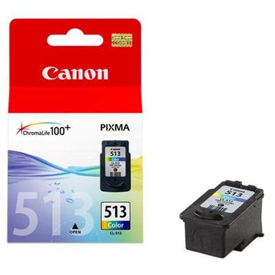 Фото - Картридж Canon CL-513 Color для Pixma MP240/MP260/MP480 картридж canon cl 513 color для pixma mp240 mp260 mp480