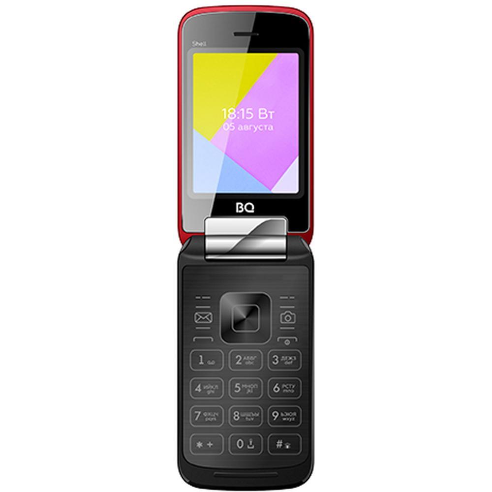 Мобильный телефон BQ Mobile BQ-2816 Shell Red мобильный телефон bq 2816 shell gold