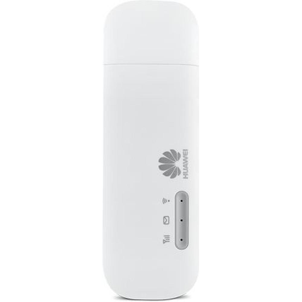 Мобильный роутер Huawei E8372h-320 4G/LTE Wi-Fi 802.11n белый
