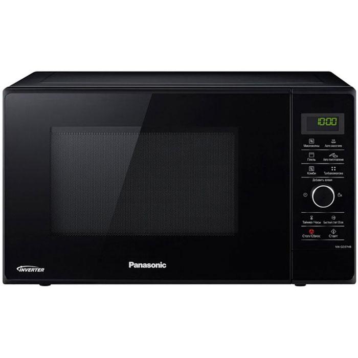 Фото - Микроволновая печь Panasonic NN-GD37HBZPE микроволновая печь panasonic nn sm221w