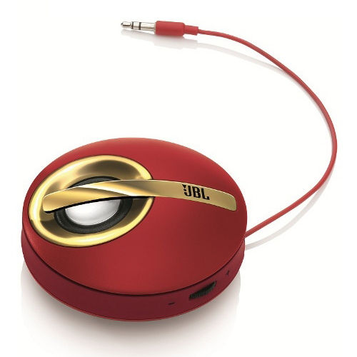 Портативная bluetooth-колонка JBL On Tour Micro для Apple iPhone/iPod/iPad  Red