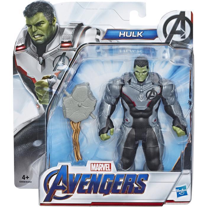 Фото - Avengers Hasbro Фигурка Мстители 15 см Делюкс E3350 Халк avengers hasbro фигурка бенди мстители 15 см e7377 капитан америка