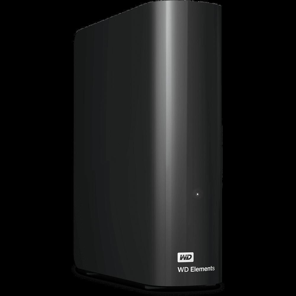 Фото - Внешний жесткий диск 3.5 10Tb WD Elements Desktop WDBWLG0100HBK-EESN USB3.0 Черный внешний жёсткий диск wd elements desktop wdbwlg0100hbk eesn 10тб