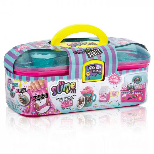 Canal Toys Набор для изготовления слайма SO SLIME DIY серии «Slimelicious» в кейсе SSC054