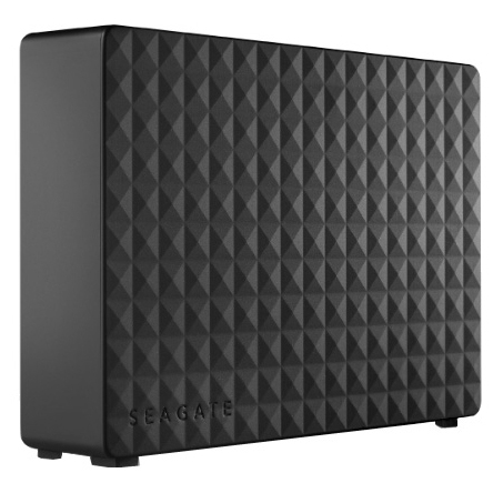 Внешний жесткий диск 3.5 4Tb Seagate (STEB4000200) USB3.0 Expansion desktop drive Черный seagate expansion 500gb черный