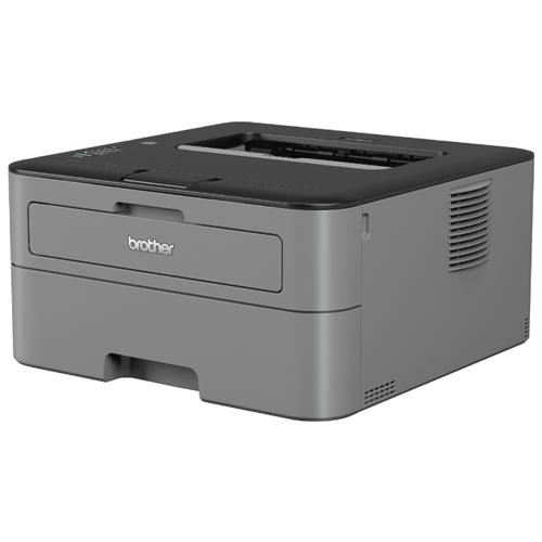 Фото - Принтер Brother HL-L2300DR ч/б A4 26ppm c дуплексом принтер brother hl l2300dr ч б a4 26ppm 2400x600dpi дуплекс usb