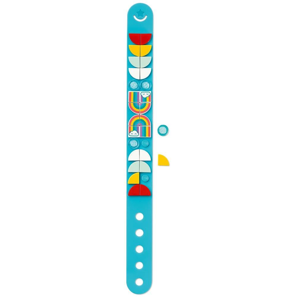 LEGO DOTs Браслет Радуга 41900 lego dots 41900 лего дотс браслет радуга