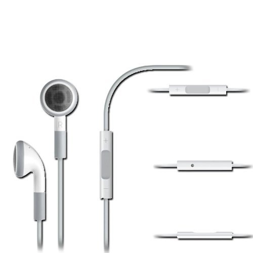 Гарнитура Apple Earphones with Remote and Mic (original) MB770G/B