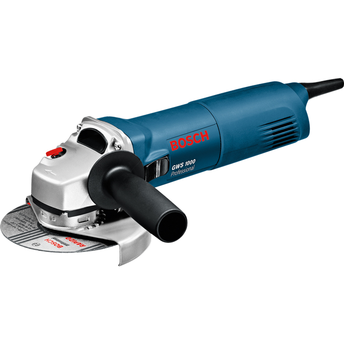 Угловая шлифмашина Bosch GWS 1000-125 06018218R0