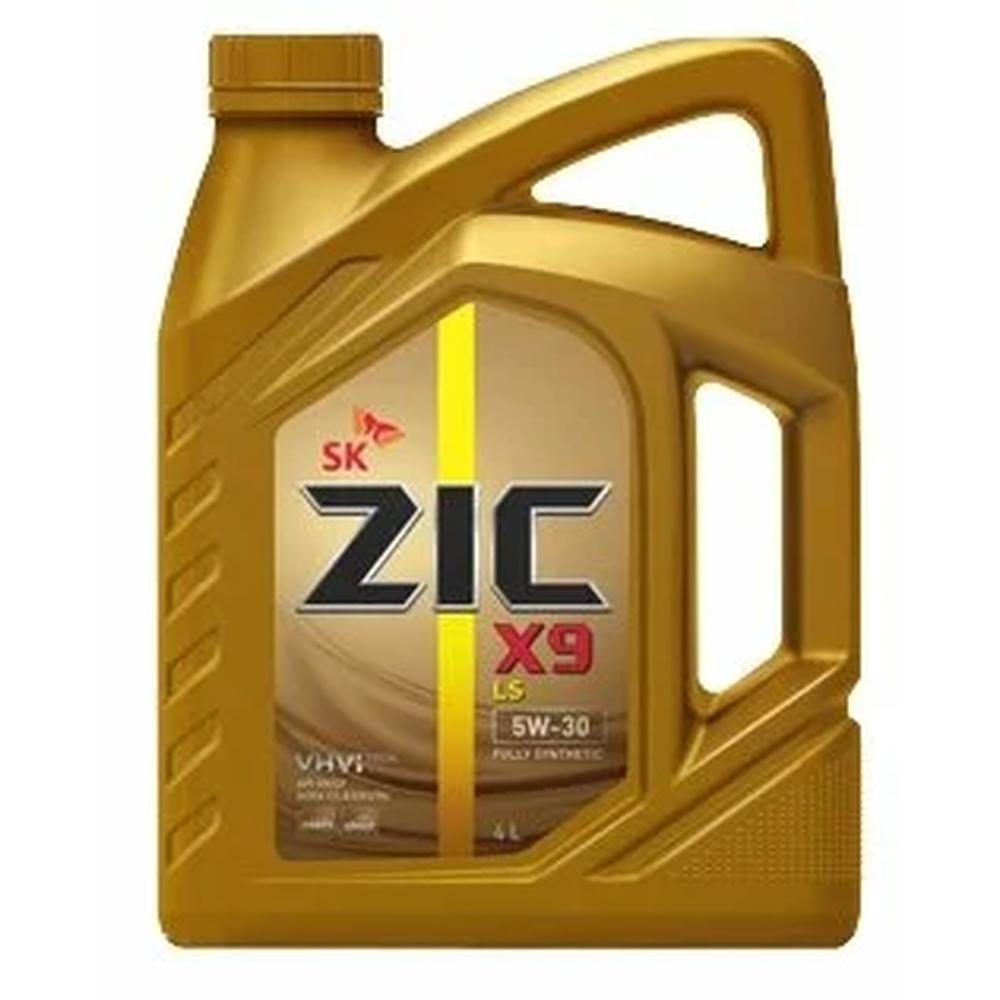 Фото - ZIC X9 LS 5W-30 4 л моторное масло zic x9 ls 5w 30 4 л