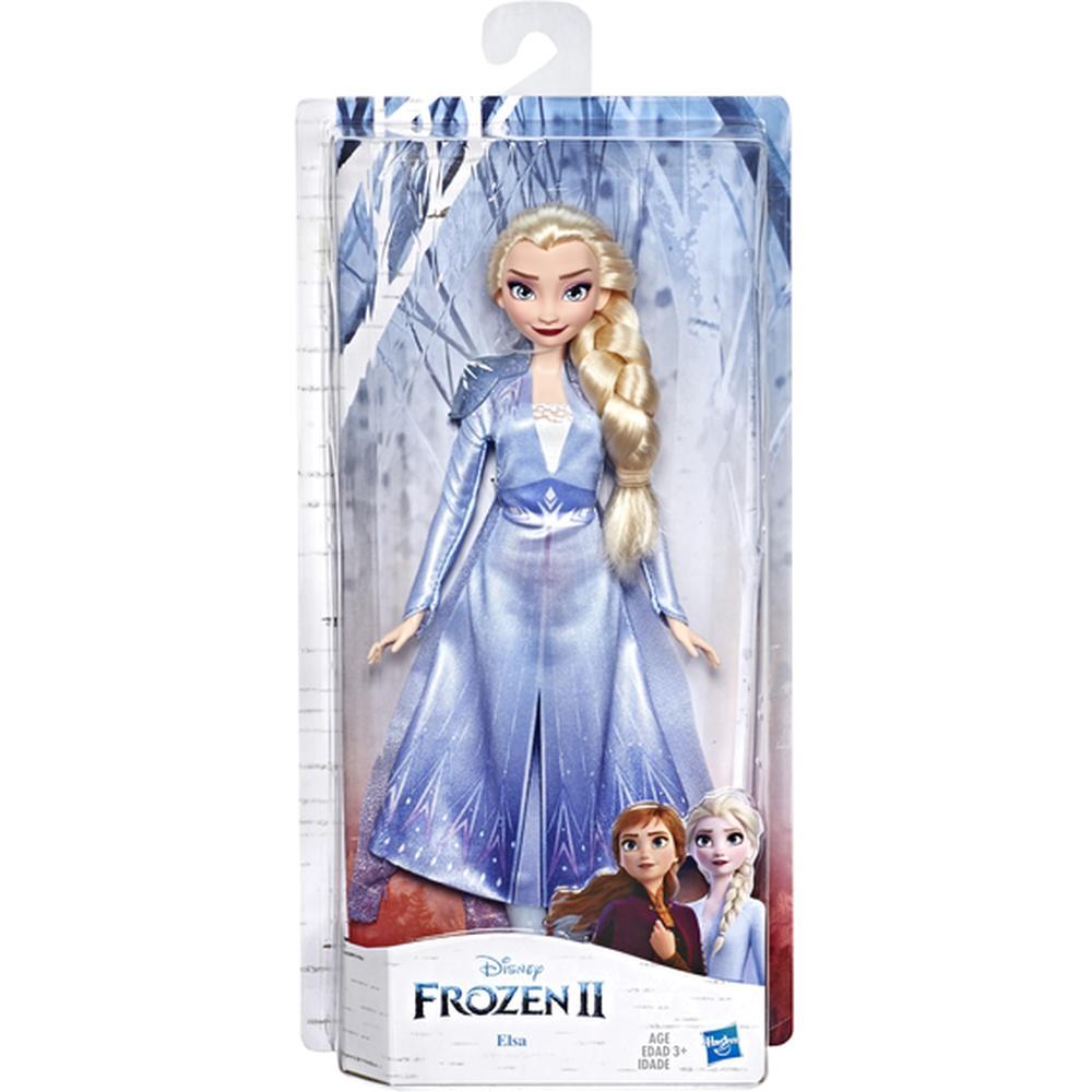 Кукла Hasbro Disney Frozen Холодное сердце 2 E6709 Эльза