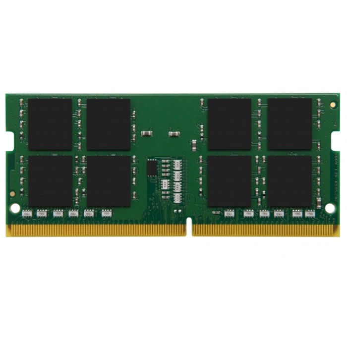 Фото - Модуль памяти SO-DIMM DDR4 4Gb PC21300 2666Mhz Kingston CL19 (KVR26S19S6/4) модуль памяти so dimm ddr4 4gb pc21300 2666mhz crucial ct4g4sfs8266