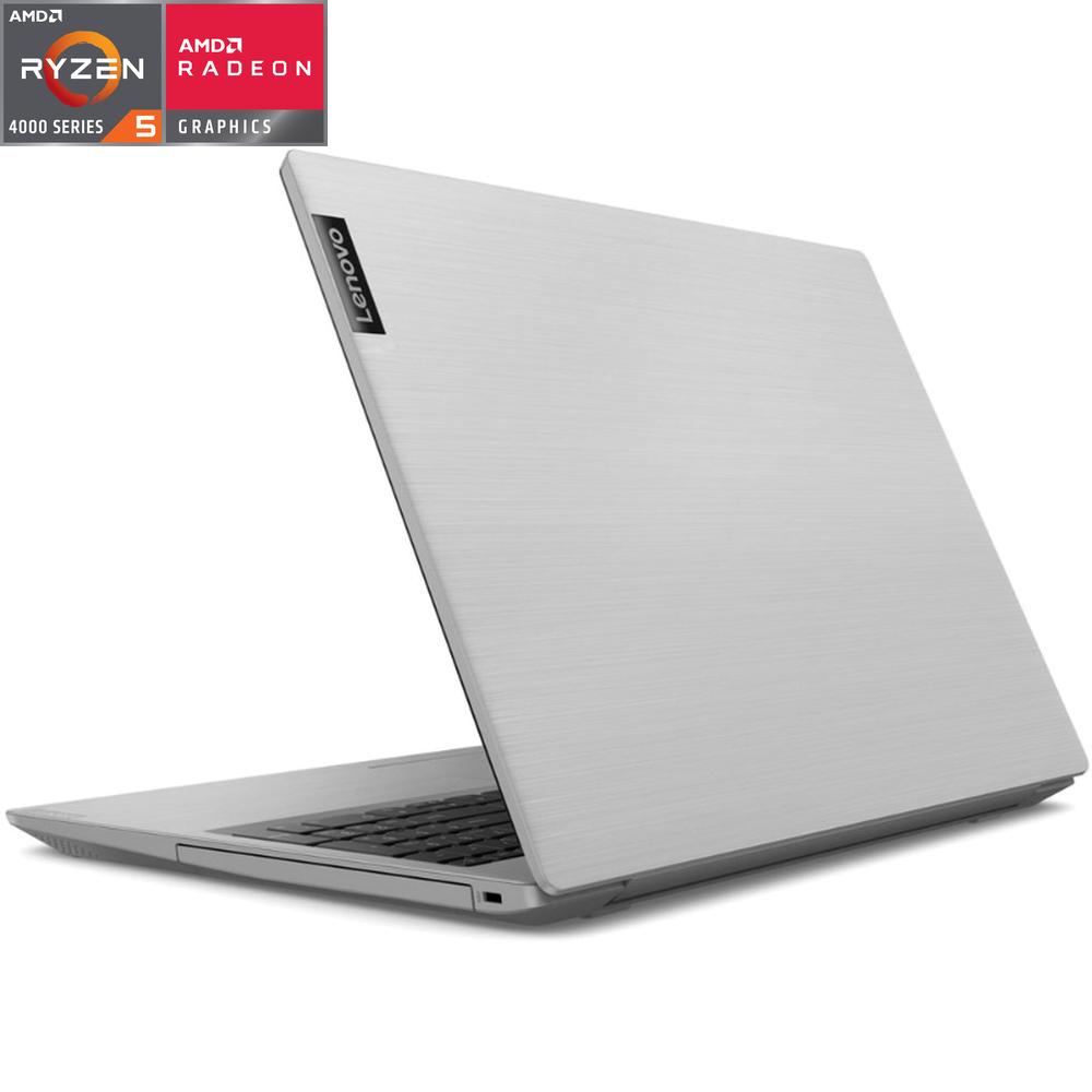 Фото - Ноутбук Lenovo IdeaPad L340-15API AMD Ryzen 5 3500U/4Gb/128Gb SSD/AMD Vega 8/15.6 FullHD/DOS Grey ноутбук lenovo ideapad l340 15api amd ryzen 5 3500u 2100mhz 15 6 1920x1080 4gb 256gb ssd amd radeon vega 8 dos 81lw0057rk granite black