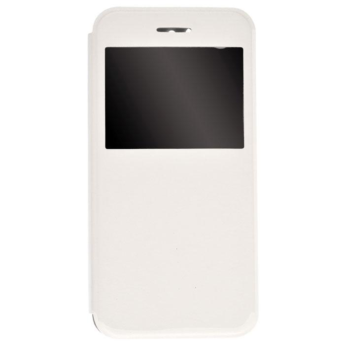 Чехол для ZTE Blade X7 SkinBox Lux AW, белый чехол для сотового телефона skinbox lux 4660041407143 черный