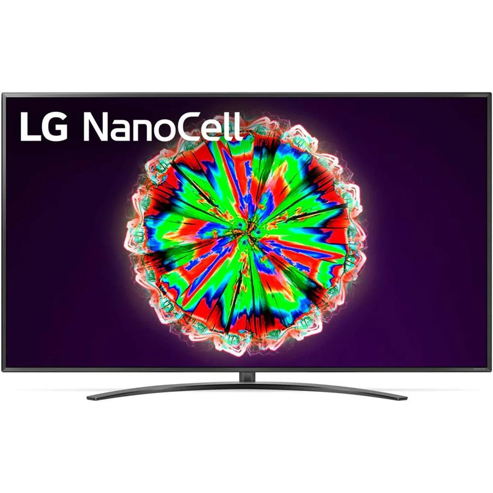 Фото - Телевизор 75 LG 75NANO796NF (4K UHD 3840x2160, Smart TV) черный телевизор 43 sony kd 43xg7005 4k uhd 3840x2160 smart tv черный