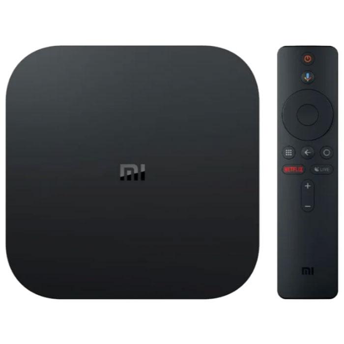 Фото - Медиаплеер Xiaomi Mi Box S медиаплеер xiaomi mi tv box s eu