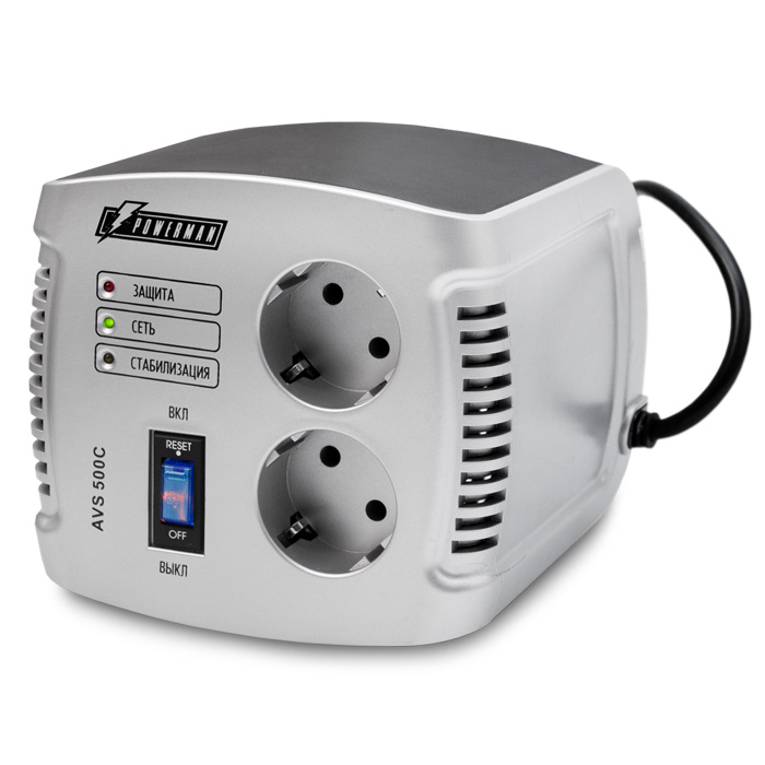 Стабилизатор Powerman AVS 500C