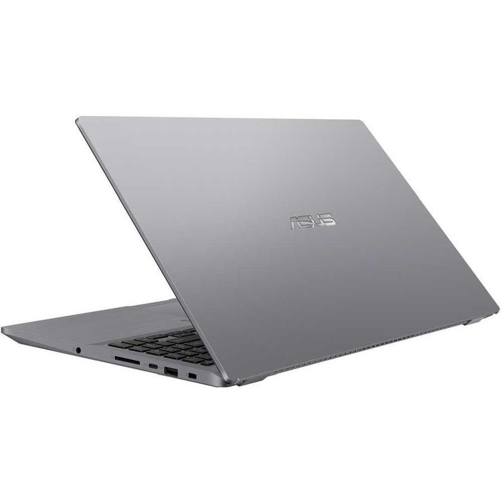 Ноутбук ASUS PRO P3540FA-BQ1249 Core i7 8565U/8Gb/512Gb SSD/15.6 FullHD/DOS Grey ноутбук asus pro p5440fa bm1318 core i5 8265u 8gb 512gb ssd 14 fullhd dos grey