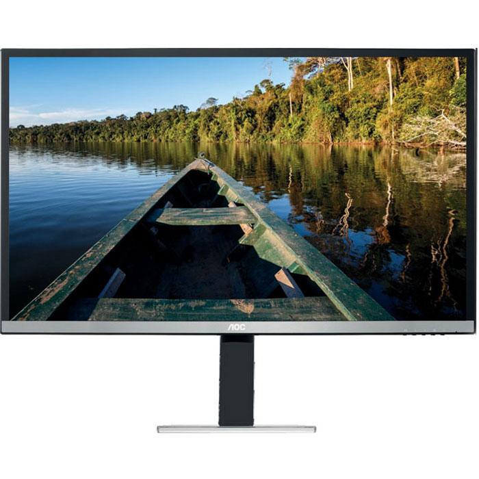 Монитор 32 AOC Q3277PQU MVA 2560x1440 4ms DVI-D, HDMI, DisplayPort, VGA монитор 32 aoc u3277fwq mva 3840x2160 4ms dvi d hdmi displayport vga