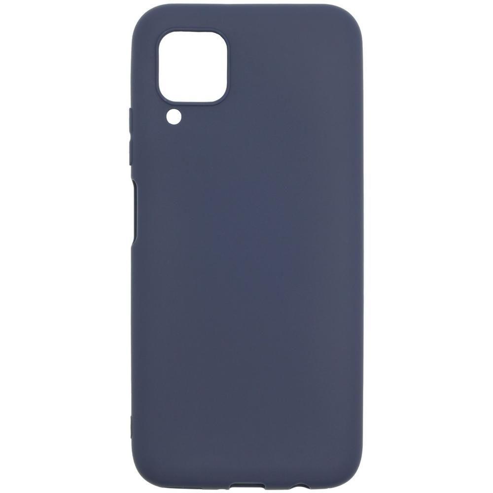 Чехол для Huawei P40 LiteNova 6 SE Zibelino Soft Matte синий