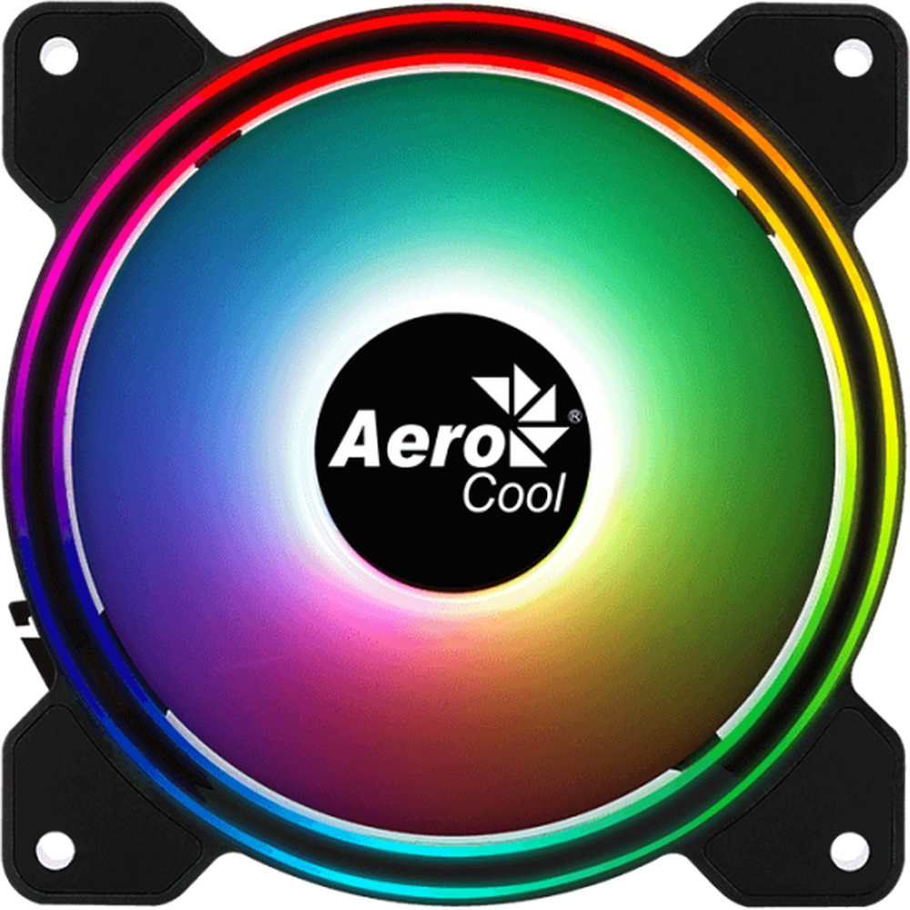 Вентилятор 120x120 AeroCool Aerocool Saturn 12F ARGB 6-pin Ret