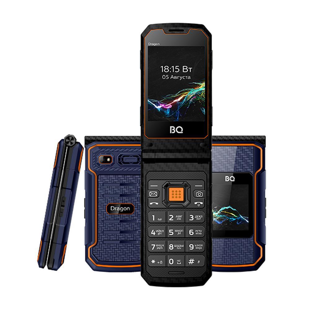 Мобильный телефон BQ Mobile BQ-2822 Dragon Blue планшет bq mobile bq 7083g blue