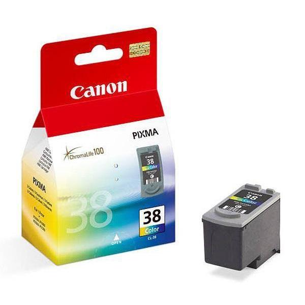 Фото - Картридж Canon CL-38 Color для Pixma IP1800/2500 картридж canon cl 446 color для mg2440 2540