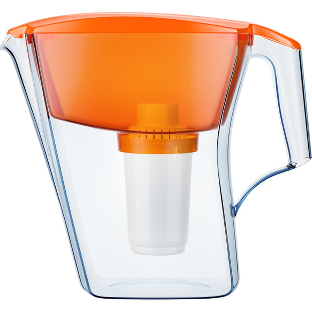 Фильтр кувшин для воды Аквафор Арт 2.8л orange