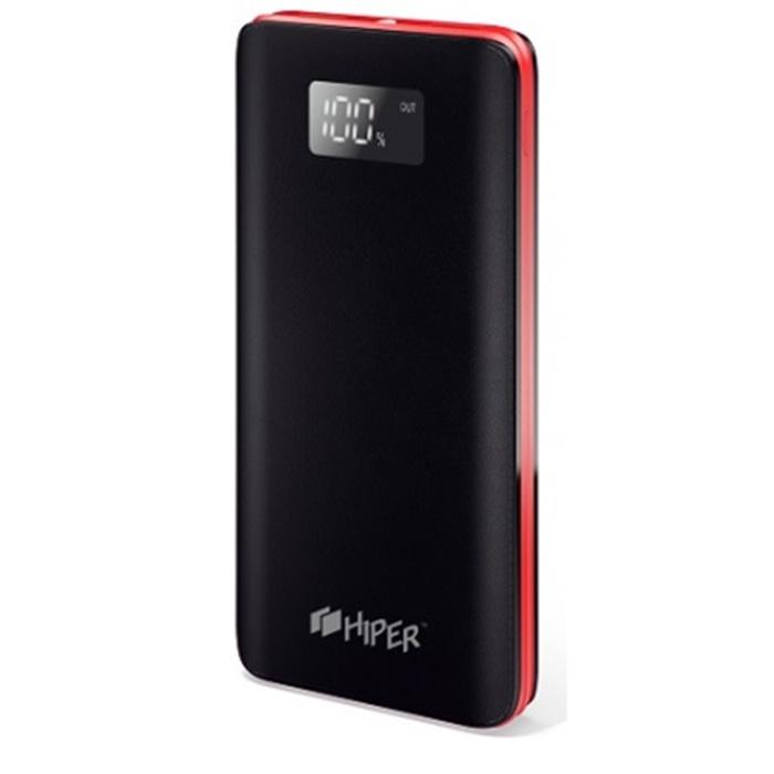 Фото - Внешний аккумулятор HIPER BS10000 10000mAh черный внешний аккумулятор hiper mps10000 10000mah синий
