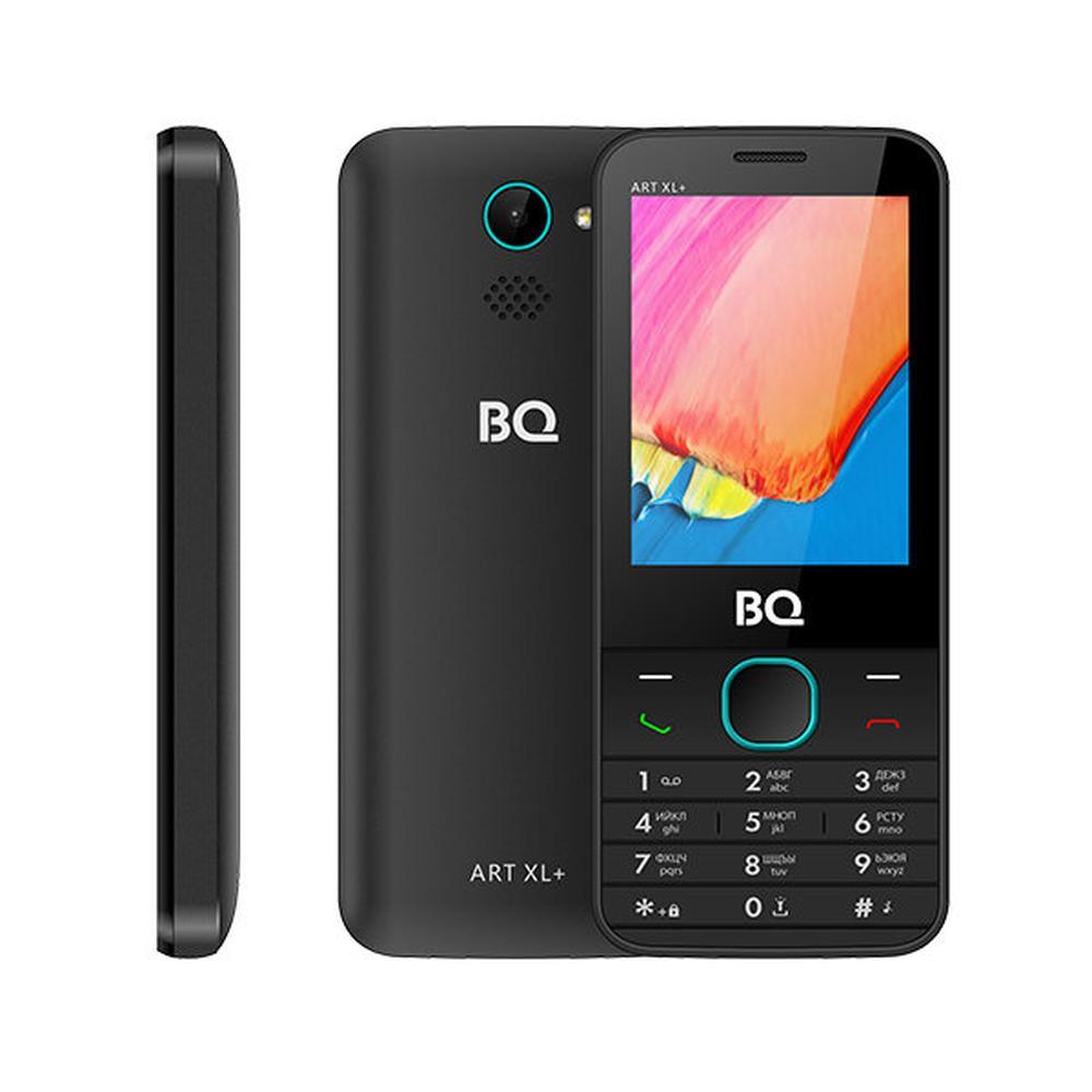 Мобильный телефон BQ Mobile BQ-2818 ART XL+ Black мобильный телефон bq mobile bq 1806 art red