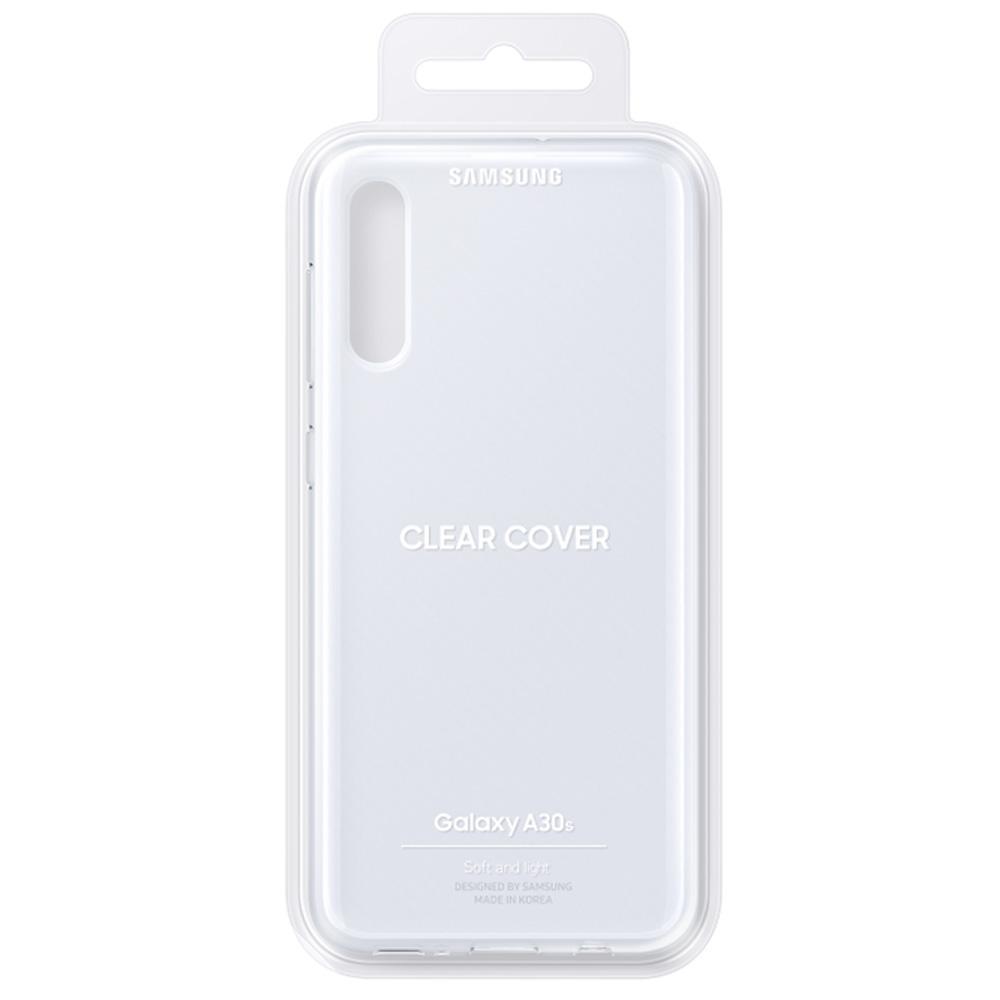 Фото - Чехол для Samsung Galaxy A30S (2019) SM-A307\A50 (2019) SM-A505 Clear Cover прозрачный чехол для samsung galaxy note 10 2019 sm n970 clear cover прозрачный
