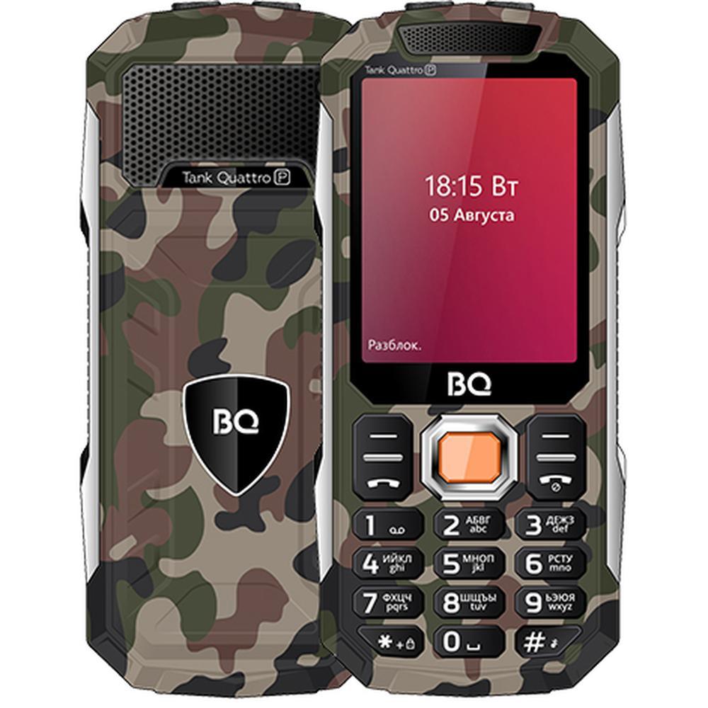 Мобильный телефон BQ Mobile BQ-2817 Tank Quattro Power Camouflage мобильный телефон bq mobile bq 2817 tank quattro power black