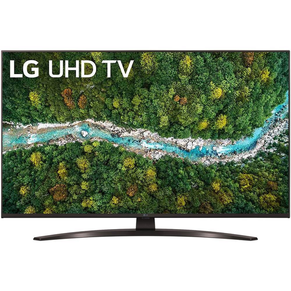 Фото - Телевизор 43 LG 43UP78006LC (4K UHD 3840x2160, Smart TV) черный телевизор 65 lg 65up75006lf 4k uhd 3840x2160 smart tv черный